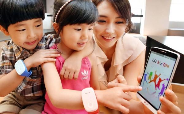 LG'nin Yeni Giyilebilir Cihazı Ebeveynlerin Çocuklarını Sürekli İzlemelerini Sağlıyor